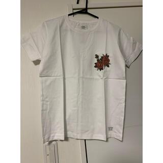 クライミー(CRIMIE)のcrimie Rose Pocket T-SHIRTS (Tシャツ/カットソー(半袖/袖なし))