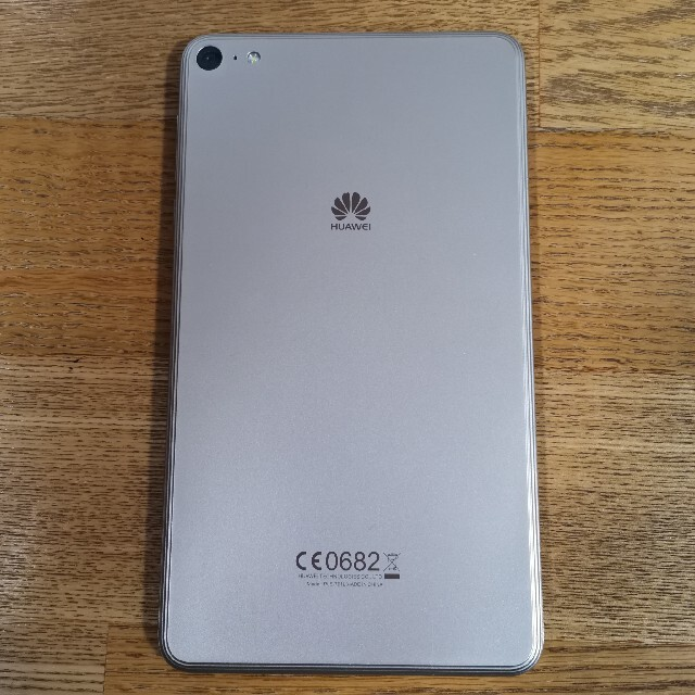 HUAWEI(ファーウェイ)のHUAWEI PLE-701L MediaPad T2 スマホ/家電/カメラのPC/タブレット(タブレット)の商品写真