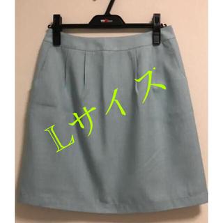 グローブ(grove)のgroveのスカート(ひざ丈スカート)