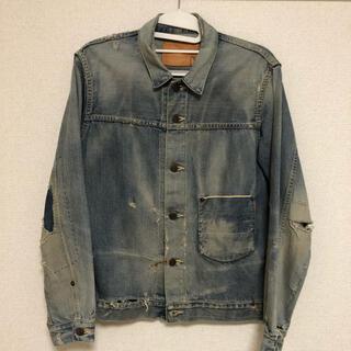 anachronorm denim jacket