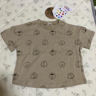 ピーナッツ(PEANUTS)のチャーリーブラウンキッズ半袖Tシャツ(Tシャツ/カットソー)