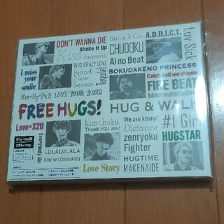 Kis-My-Ft2 - キスマイ ブルーレイ FREE HUGS