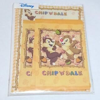 ディズニー(Disney)のチップ&デール レターセット(カード/レター/ラッピング)