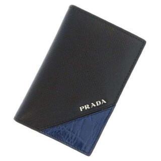 プラダ(PRADA)のプラダ PRADA カードケース 定期・名刺入れ(名刺入れ/定期入れ)