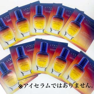 L'OCCITANE - ロクシタン イモーテル オーバーナイト リセットセラム1ml × 10包