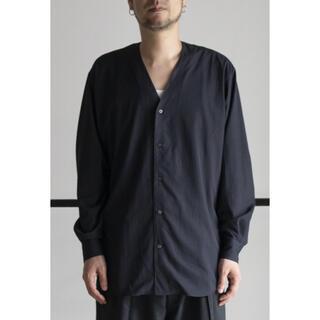 RAINMAKER V-NECK SHIRT/BLACK 4(シャツ)