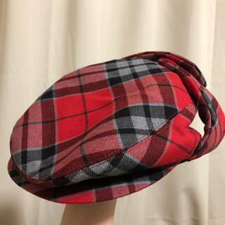 ヴィヴィアンウエストウッド(Vivienne Westwood)のVivian Westwood ハンチング帽子 新品(ハンチング/ベレー帽)
