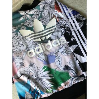 adidas - アディダス オリジナルス トラックトップ ボタニカル ブルゾン  超美品 L