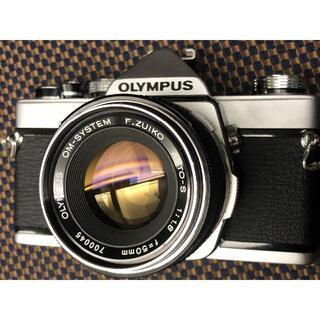 OLYMPUS - 539MR 初心者最適 Olympus OM-1 フィルムカメラデビューに最適♪