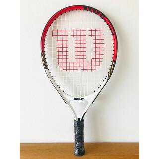 ウィルソン(wilson)の【廃番】ウィルソン『ロジャーフェデラー 17』ジュニア・子供用テニスラケット(ラケット)