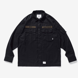 W)taps - WTAPS FLYERS/LS/COTTON.WEATHER