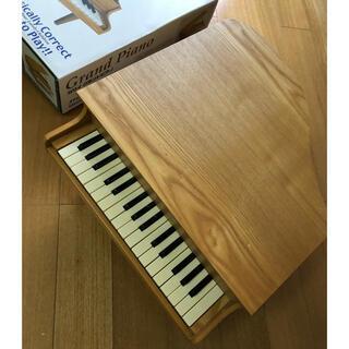 KAWAI グランドピアノ 木目(楽器のおもちゃ)
