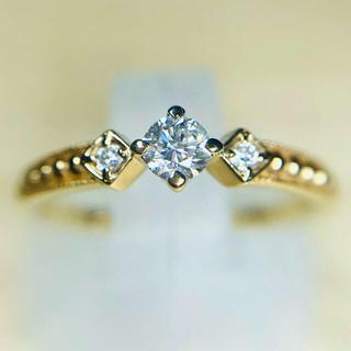 ジュピターゴールドレーベル(jupiter GOLD LABEL)の💗ミルウチ💗ジュピター ダイヤモンド リング✨(リング(指輪))