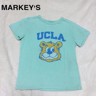 マーキーズ(MARKEY'S)のMARKEY'S  UCLAクマさんTシャツ130(Tシャツ/カットソー)