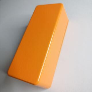 1590Aアルミダイキャストタイプ エフェクターケース オレンジ(エフェクター)