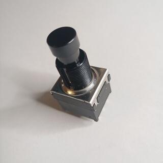 3PDT フットスイッチ 漆黒(エフェクター)