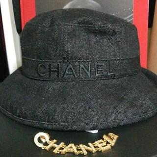 シャネル(CHANEL)のCHANEL☆新作ハット 帽子☆(ハット)