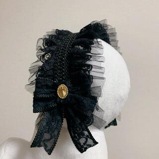 アトリエボズ(ATELIER BOZ)のfuwariゴシックヘッドドレス(カチューシャ)