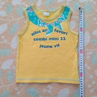 コンビミニ(Combi mini)のコンビミニ タンクトップ(Tシャツ/カットソー)