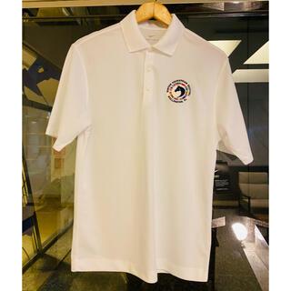ナイキ(NIKE)の超レア商品★NIKE メンズDry fit ポロシャツ★WEFモデル 乗馬 馬術(ウエア)