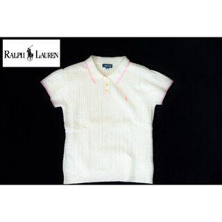 ラルフローレン(Ralph Lauren)のRALPH LAUREN ポニー刺繍 ニット・ポロ ラルフローレン(その他)
