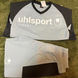 ウールシュポルト(uhlsport)のウールシュポルト ウインドアップ 上下セット(ウェア)