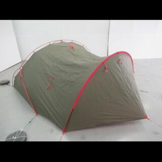 エムエスアール(MSR)のMSR エムエスアール ハバツアー2 ヨーロッパモデル セットフットプリント付き(テント/タープ)