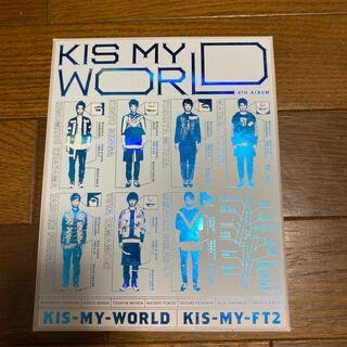 Kis-My-Ft2 - Kis-My-Ft2  Kis-Myworld