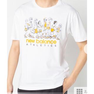 ニューバランス(New Balance)の全サイズ 売り切れ商品(Tシャツ/カットソー(半袖/袖なし))