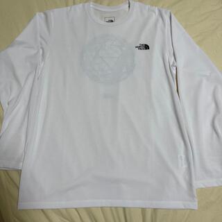 ザノースフェイス(THE NORTH FACE)のTHE NORTH FACE ロングTシャツ Lサイズ(Tシャツ(長袖/七分))