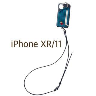 ファミリア(familiar)のajew familiar iPhoneXR/11 iPhoneケース(iPhoneケース)