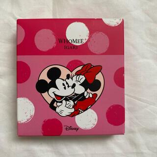 ディズニー(Disney)のフーミー ピンクピンク アイシャドウパレット ミッキー&ミニー(アイシャドウ)