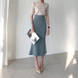 アメリヴィンテージ(Ameri VINTAGE)のマーメイドスカート(ひざ丈スカート)
