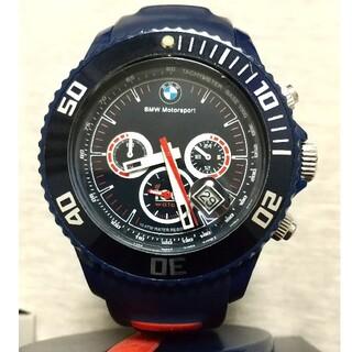 アイスウォッチ(ice watch)のicewatchアイスウォッチ クロノブルービッグ BMWモデル(腕時計(アナログ))