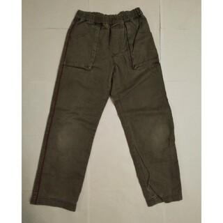 ハッカキッズ(hakka kids)のHakka Kids パンツ 緑 130cm ズボン 子供(パンツ/スパッツ)