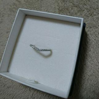 JEWELRY TSUTSUMI - ジュエリー TSUTSUMI ツツミ ダイヤモンド  リング 指輪 18号