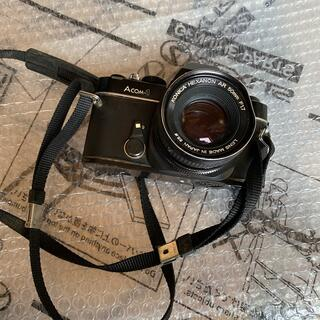 KONICA Acom-1 フィルムカメラ レンズ 付き ジャンク扱い