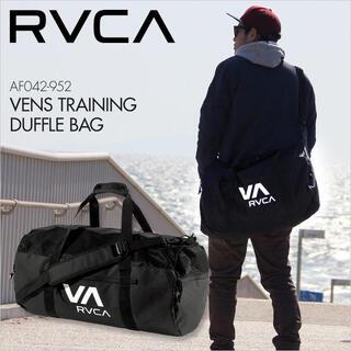 RVCA - 希少!RVCA ルーカ バッグ VENS TRAINING DUFFLE