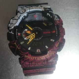CASIO - ワンピース G-SHOCK コラボ腕時計