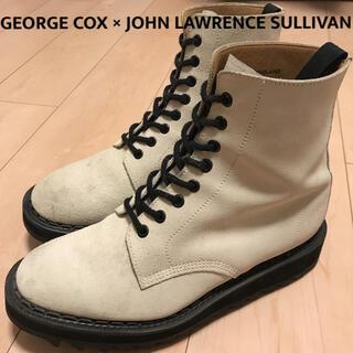 ジョージコックス(GEORGE COX)のジョージコックス ジョンローレンスサリバン イングランド製 シャークソールブーツ(ブーツ)