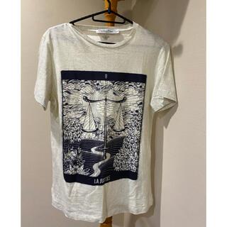 ディオール(Dior)のDior 20ss コットンリネン タロット Tシャツ(Tシャツ(半袖/袖なし))