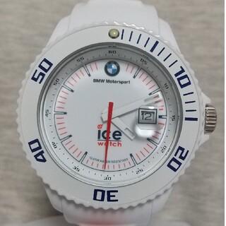 アイスウォッチ(ice watch)のicewatchアイスウォッチ Sili White Big BMWエディション(腕時計(アナログ))
