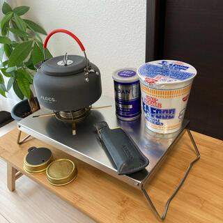 エバニュー(EVERNEW)のトランギア エスビット アルコールバーナー用 アルコールストーブ用 テーブル(調理器具)