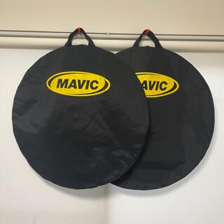 MAVIC マビックホイールバッグ 2つセット(バッグ)