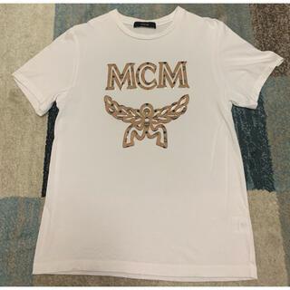 MCM - MCM フロントロゴt