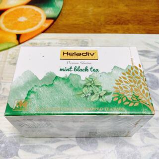 とってもさわやか!ミントフレーバーティー 1箱【ドライハーブ&ハーブティー付】 (茶)
