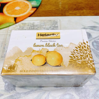 とってもいい香り!レモンフレーバーティー 1箱【ドライハーブ&ハーブティー付】(茶)