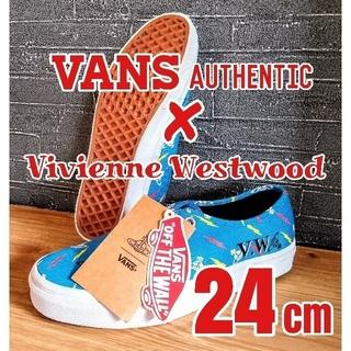 ヴィヴィアンウエストウッド(Vivienne Westwood)のVANS×VivienneWestwood ヴァンズ ヴィヴィアンウエストウッド(スニーカー)