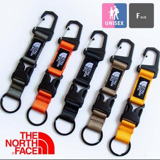 THE NORTH FACE - 【未開封新品】ノースフェイス カラビナ 脱着式 キーホルダー キーリング全色対応