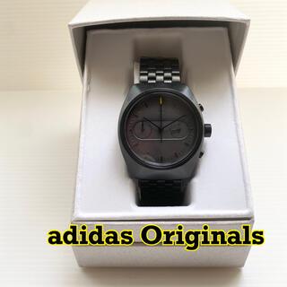 アディダス(adidas)のadidas プロセス クロノグラフ_M3 ガンメタル(腕時計(アナログ))